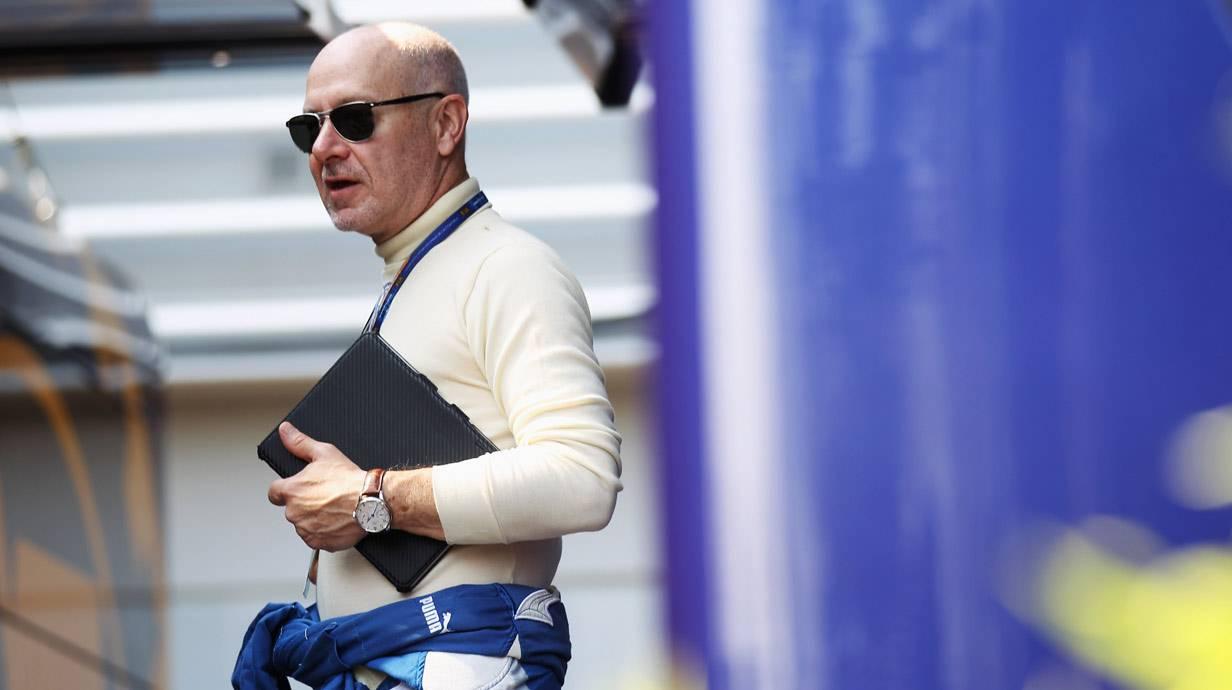 Gary Hartstein in Monza 2011