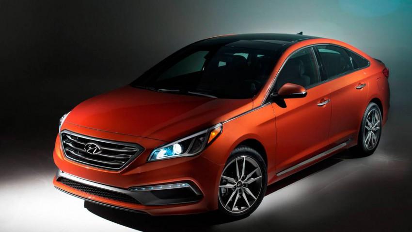 Der Hyundai Sonata
