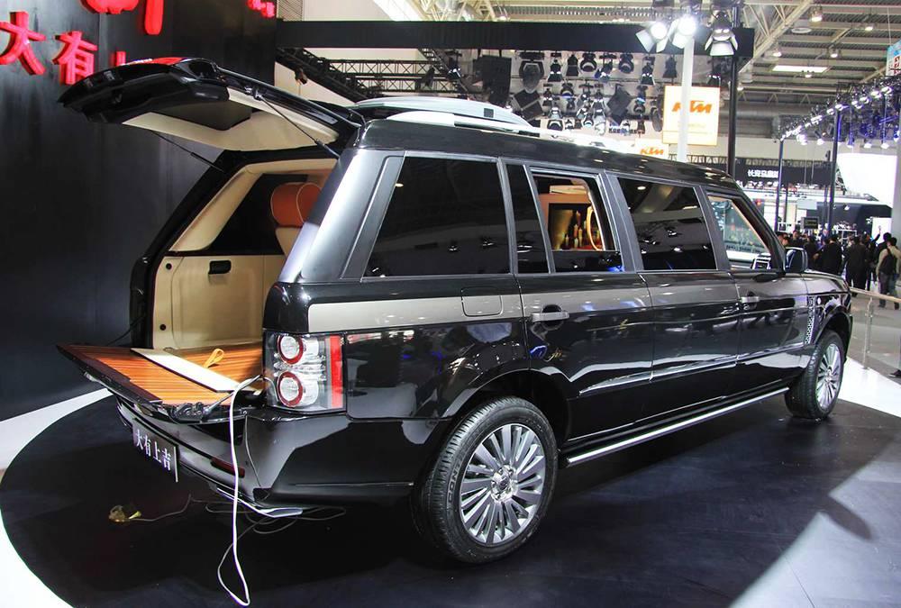Land Rover Range Rover langversion