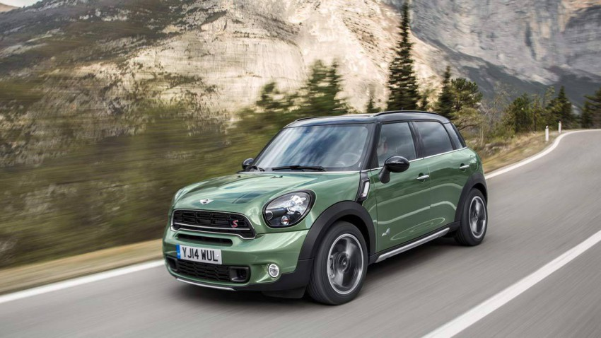 Der Mini Countryman 2014