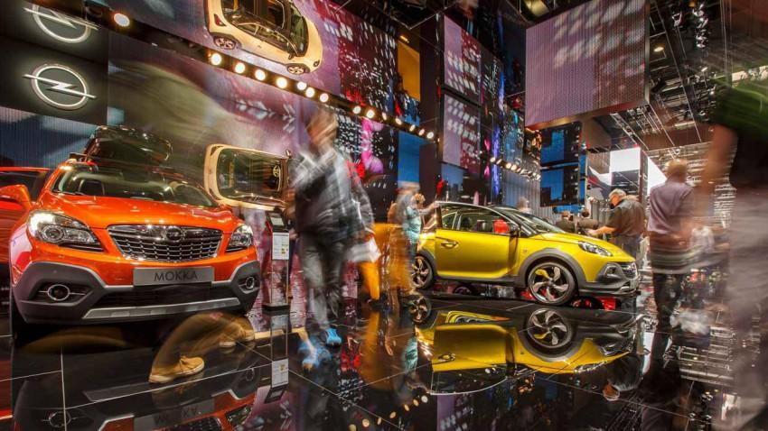 Opel Genfer Autosalon 2014
