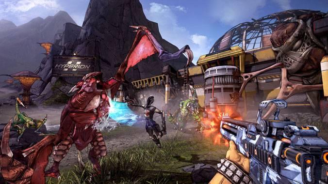 Das Action-Shooter-Rumfahr-RPG Borderlands 2 gibt's derzeit um 65% billiger.