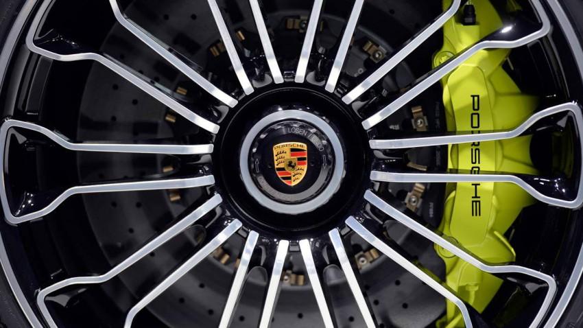 Porsche Felge