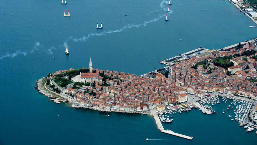 Red Bull Air Race in Rovinj