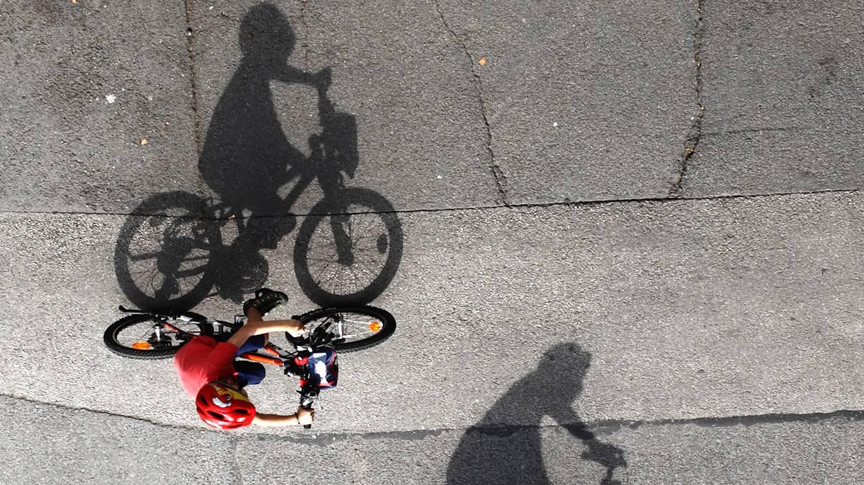 Die Freigabe des Rings soll dieses Streitpotential innerhalb der Fahrradfahrer minimieren. Foto: Reuters/Heinz-Peter Bader