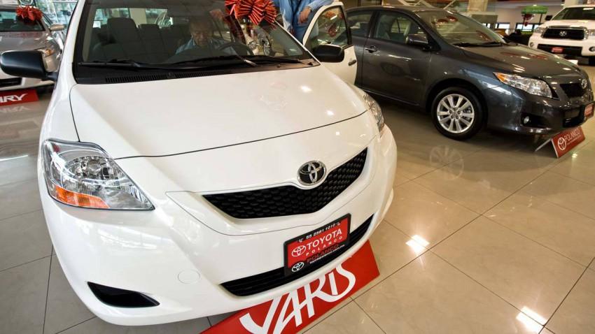 Der Toyota Yaris