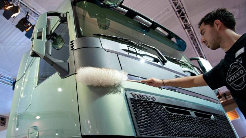 Volvo Lkw