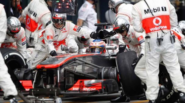© Bild: McLaren Mercedes