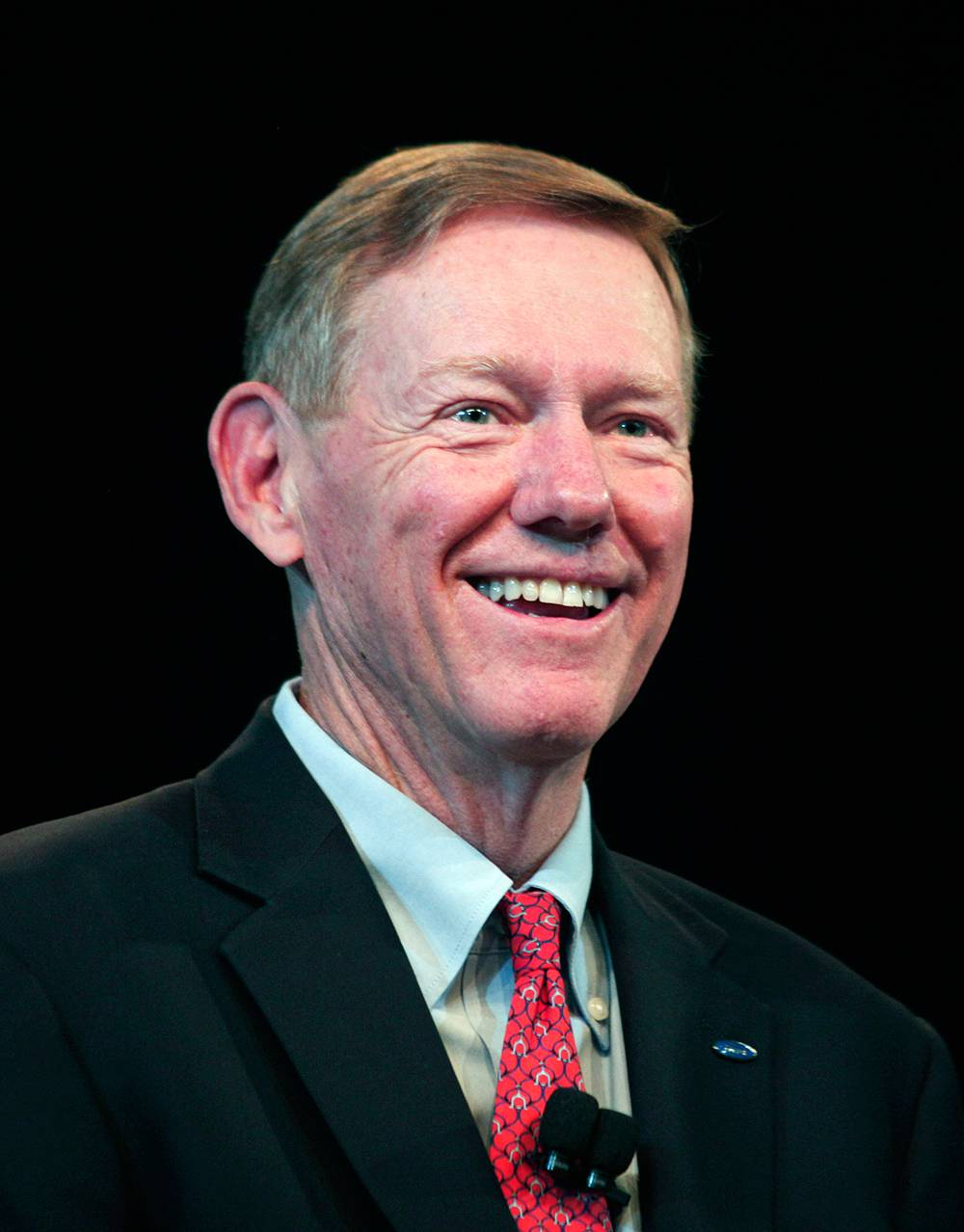 alan mulally portrait