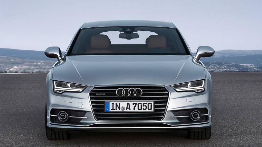 Audi S7 1