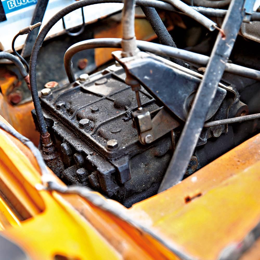renault r4 kaufberatung getriebe