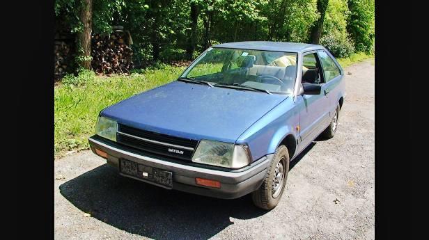 Nissan Stanza T11 Hatchback 3-Türer