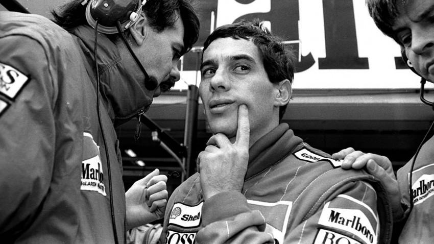 9 Fakten und eine Frage zu Ayrton Senna