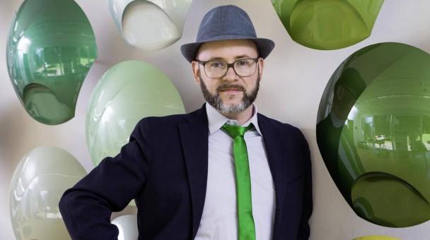 Mark Gutjahr, Design-Chef Europe bei BASF-Coatings.