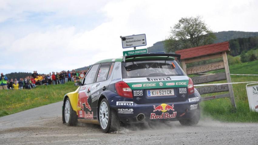 Wechselland-Rallye: Ergebnisse und Punktestand