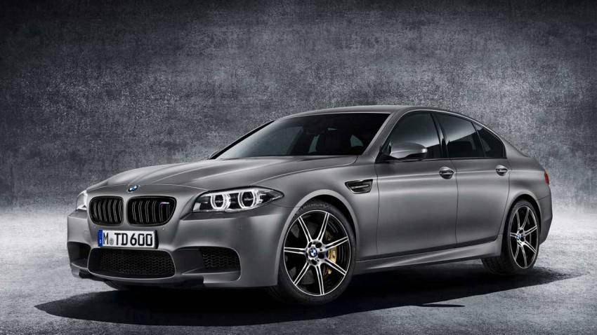 Der BMW M5 30 Jahre M5