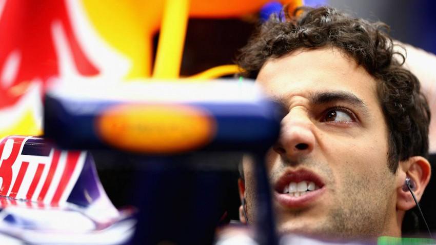 Daniel Ricciardo 2014 bei GP China