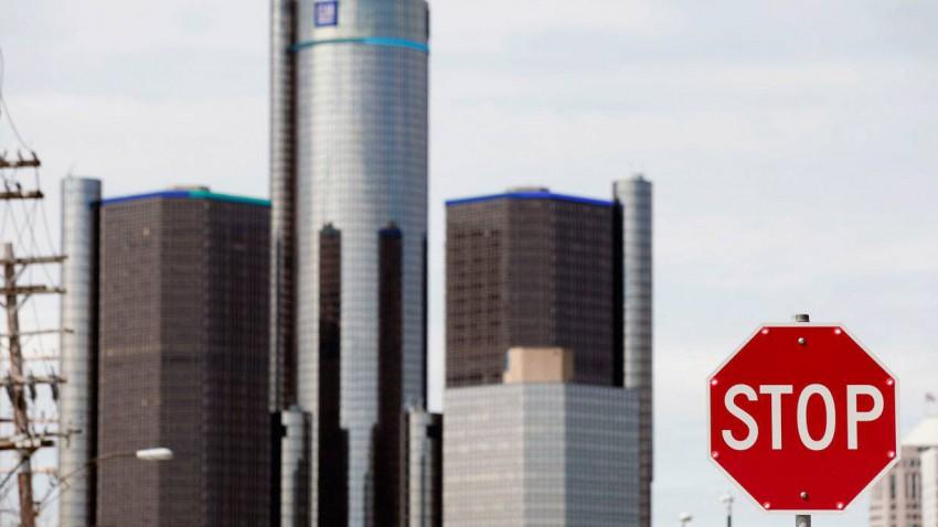 General Motors Zentrale