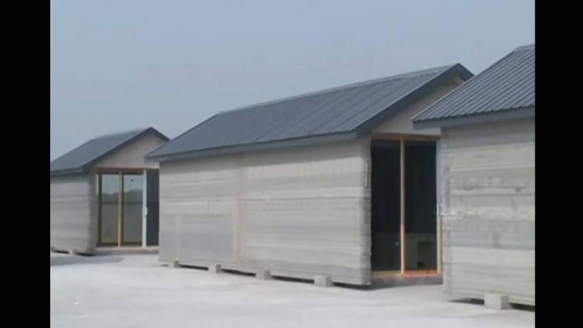 Häuser 3d Drucken 10 häuser pro tag aus dem 3d drucker autorevue at