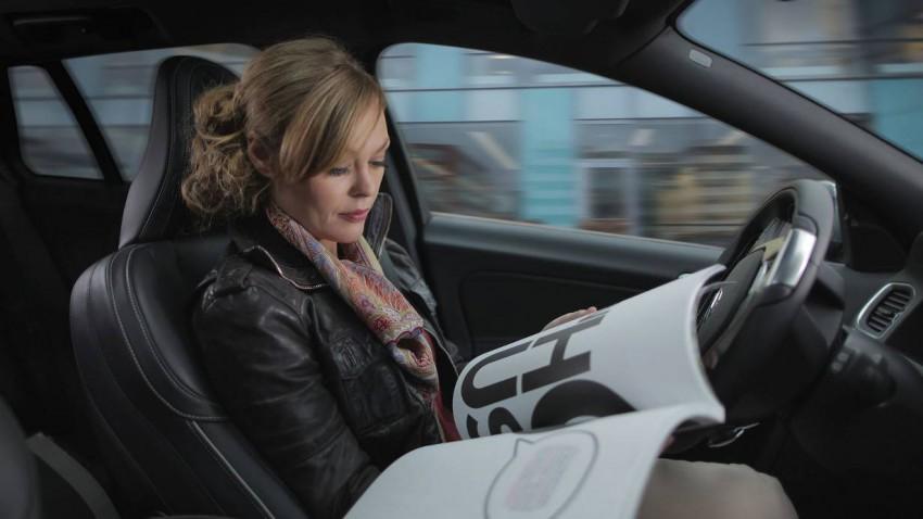 Autonomes Fahren bei Volvo