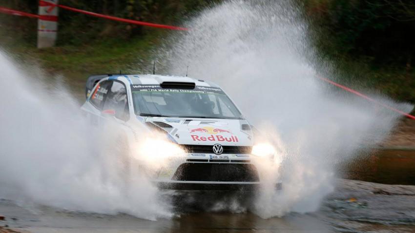 Jari-Matti Latvala Rallye Argentinien 2014