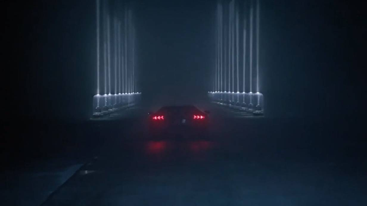 Ken Block Audi R8 Lamborghini Aventador Mike Rockenfeller Castrol Blackout