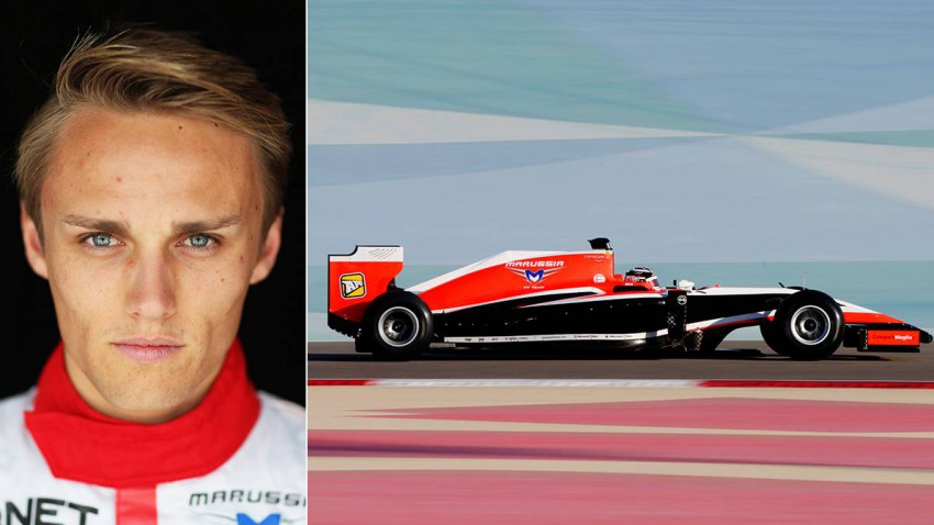 Formel 1 Steckbrief: Max Chilton