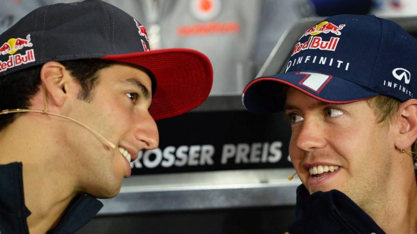 Formel 1: Vertauschte Rollen bei Red Bull