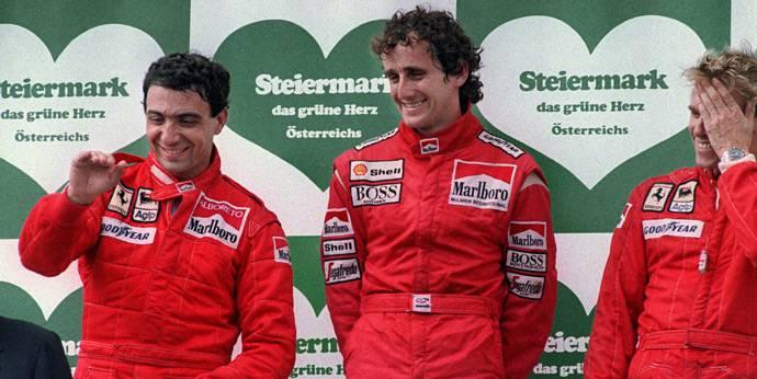 GP Österreich 1986