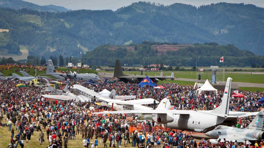Airpower 2011 in Zeltweg