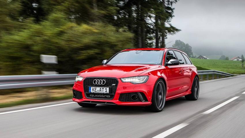 ABT Audi RS6 Avant 3