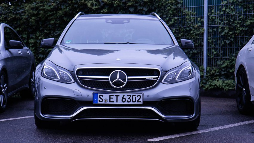 Mercedes-Benz E 63 AMG S-Modell 4Matic T-Modell