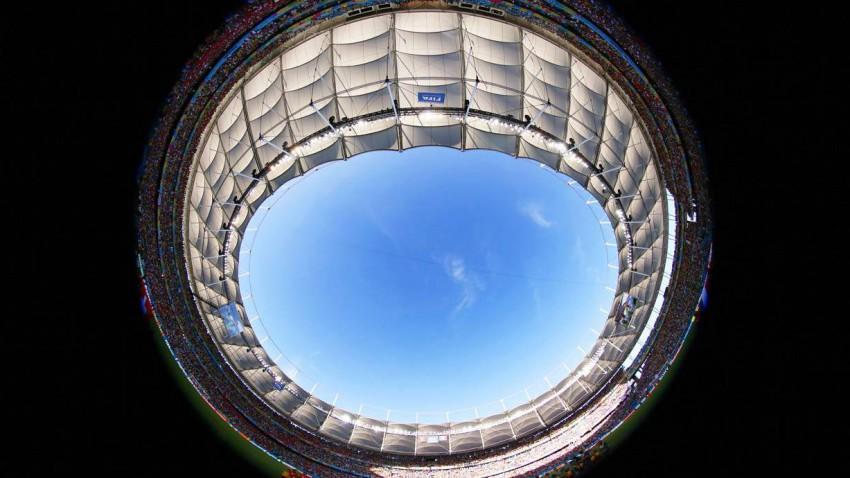 Arena Fonte Nova in Brasilien