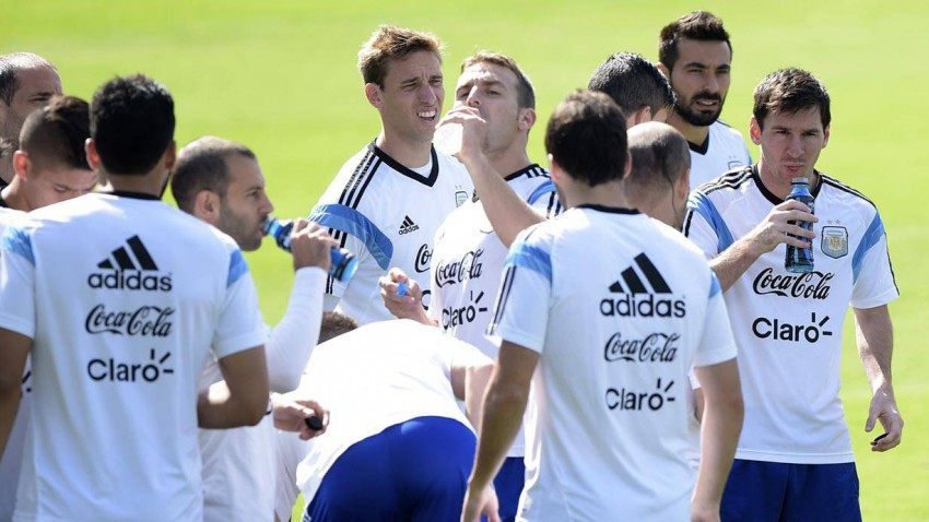 Argentinien bei der WM 2014