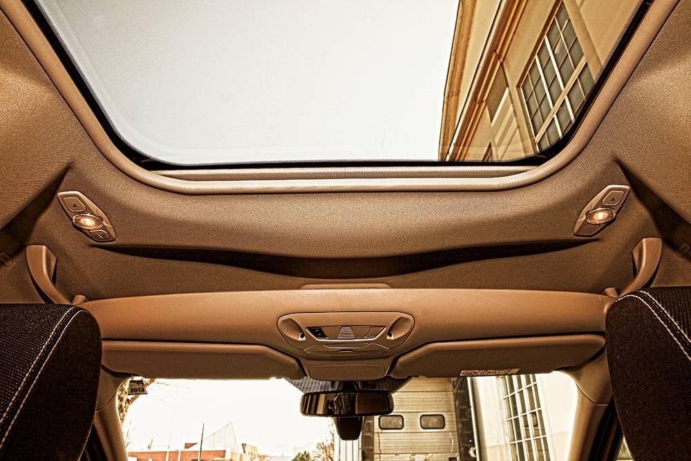 Ford Grand Tourneo Connect 1,6 Titanium 2014 schiebedach glasdach