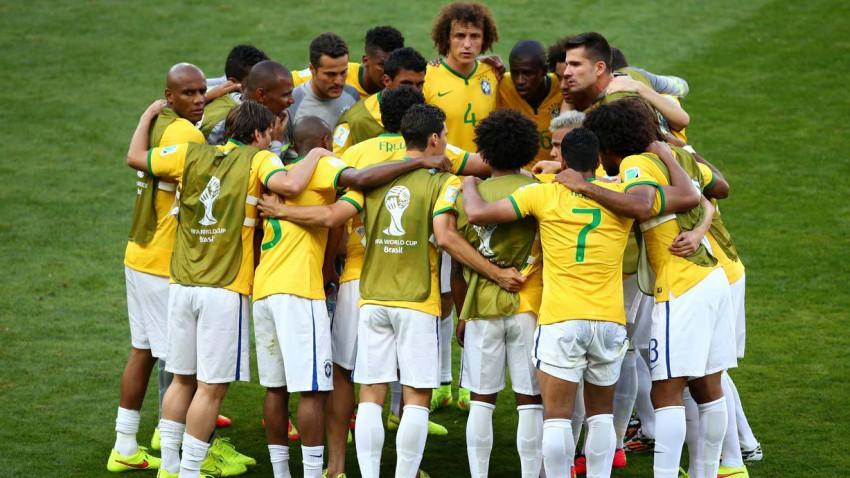 Brasilien bei der WM 2014