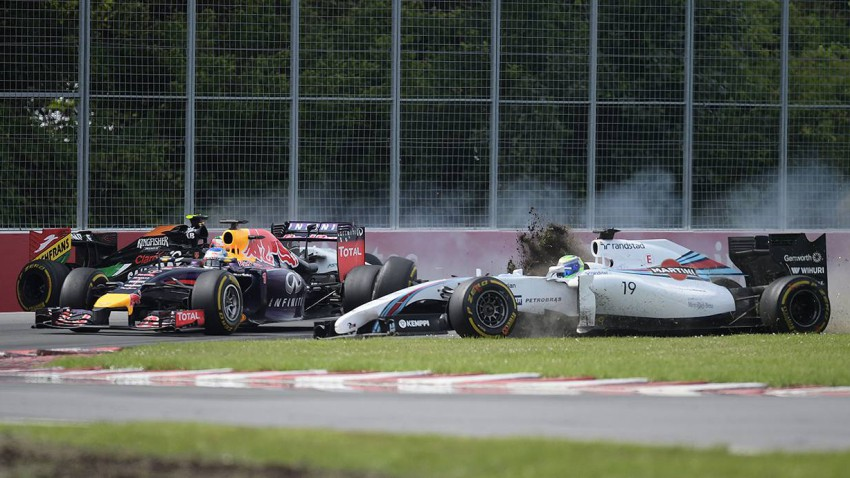 massa perez crash