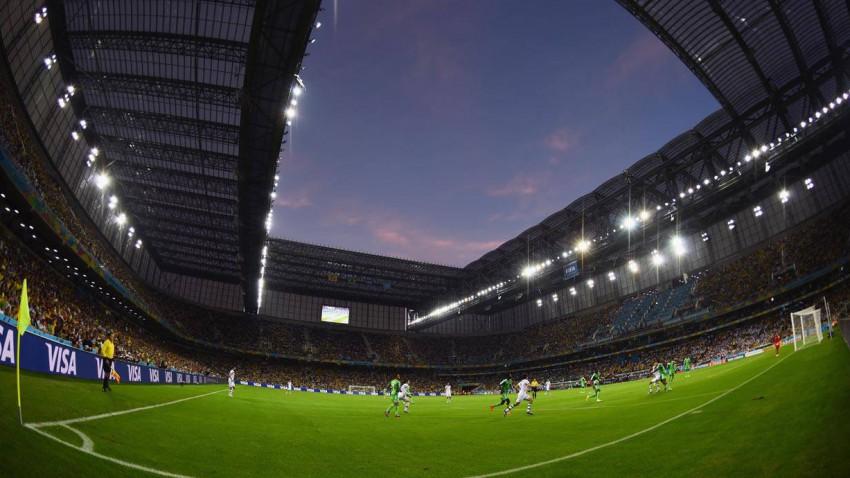 Curitiba Stadion
