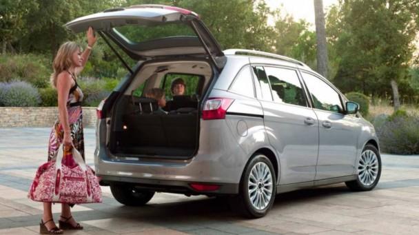 Ford Grand C-Max © Bild: press-inform