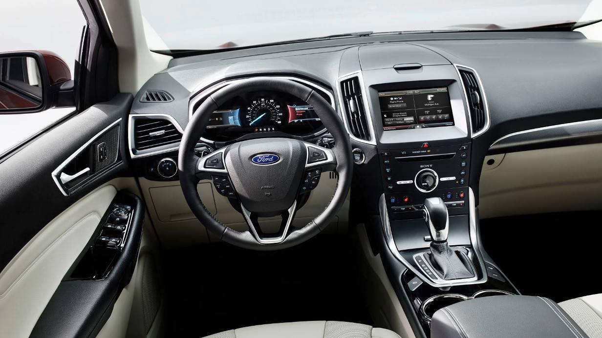Neu: Ford Edge 2015 Modellvorstellung | autorevue.at