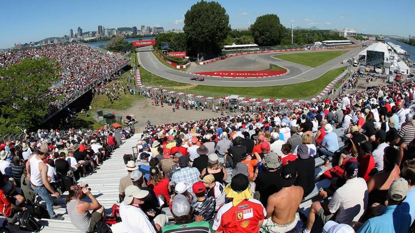 formel 1 zuseher fans kanada weltweit