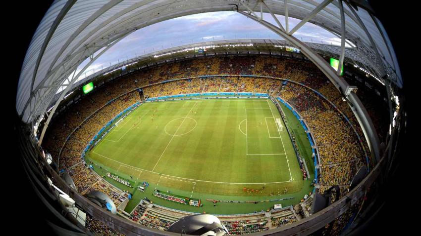 Stadion in Fortaleza