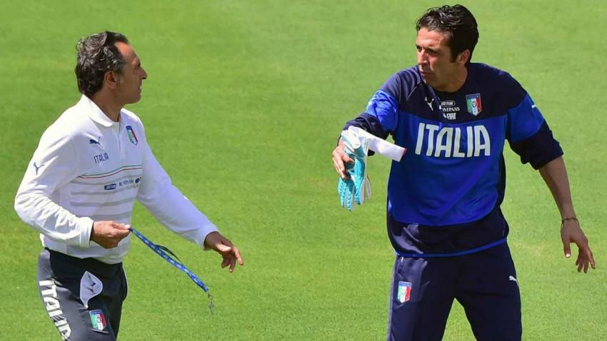 Italien gegen Uruguay 2014