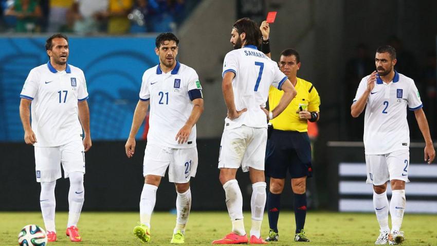 Japan gegen Griechenland WM 2014