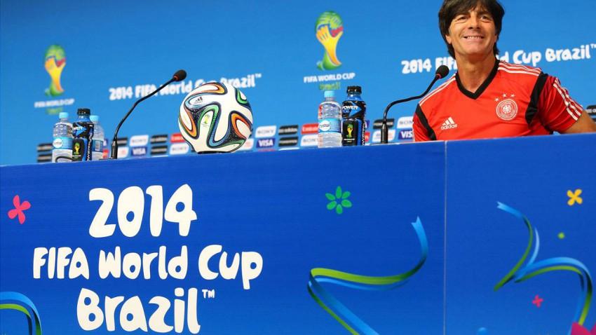 Joachim Löw in Brasilien WM 2014