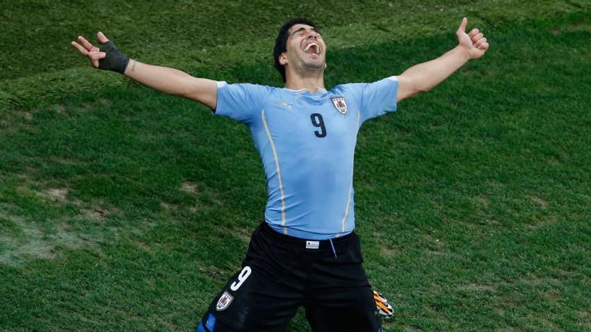 Man of the Match: LUIS SUAREZ! Bild (c): Paulo Whitaker / Reuters
