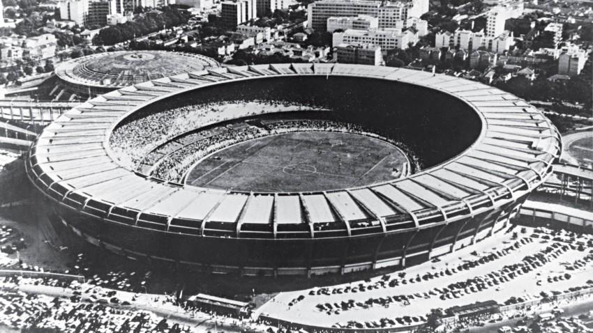 Das Maracanã Stadion im Jahr 1950 / Bild: © dpa/picturedesk.com