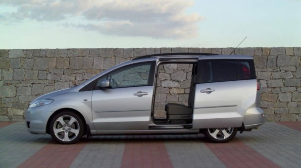 Mazda 5. © Bild: press-inform