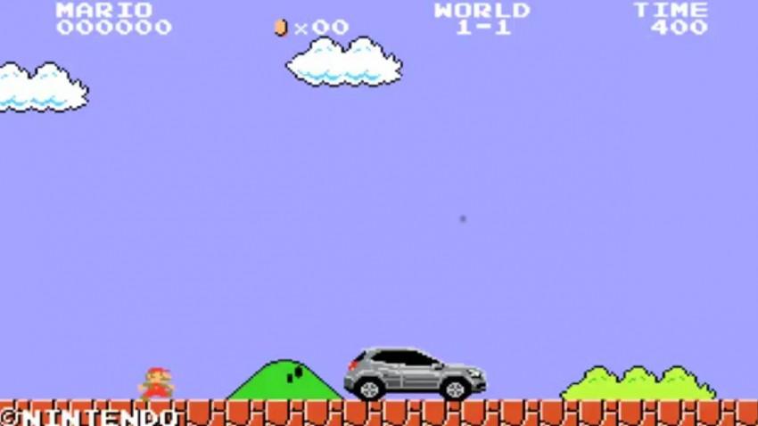 Super Mario 2.0: Joschi vs. Mercedes GLA