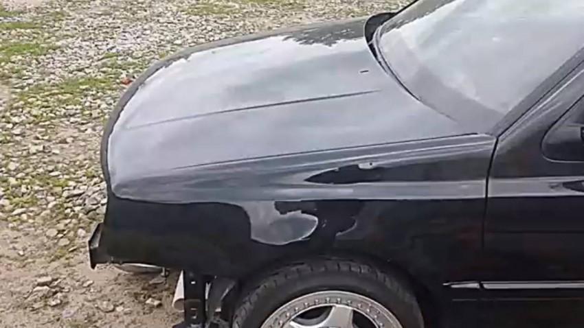 Motortuning VW Golf Polen Tuning
